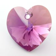 Swarovski Crystal Heart 18mm